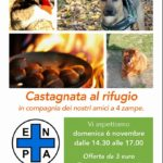 Castagnata in rifugio 2016
