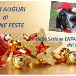 Buon 2017 dagli amici di ENPA Novara!