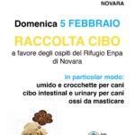 RACCOLTA PAPPA DOMENICA 5 FEBBRAIO presso ARCAPLANET