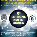 Notte Bianca Castelletto Ticino
