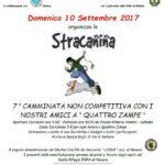 Domenica 10 Settembre Stracanina 2017 Galliate