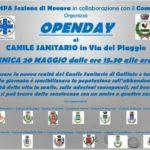 Open day canile Galliate 20 maggio