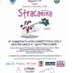 Stracanina domenica 2 settembre