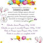 I nostri dolci di Pasqua