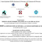 Open day sabato 28 Settembre